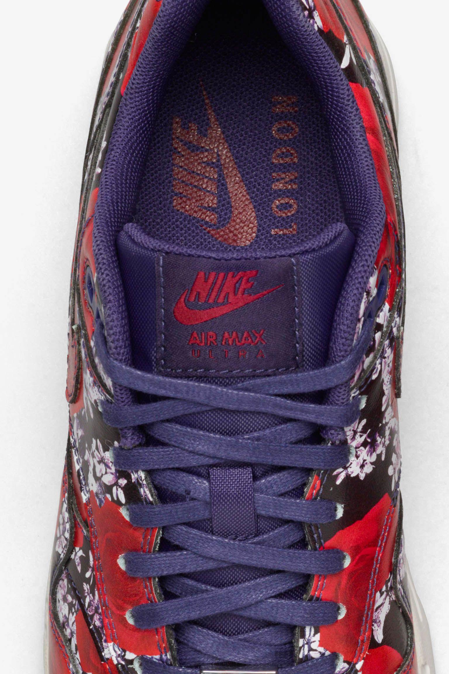 "Buty damskie Nike Air Max 1 Ultra Moire ""London"""