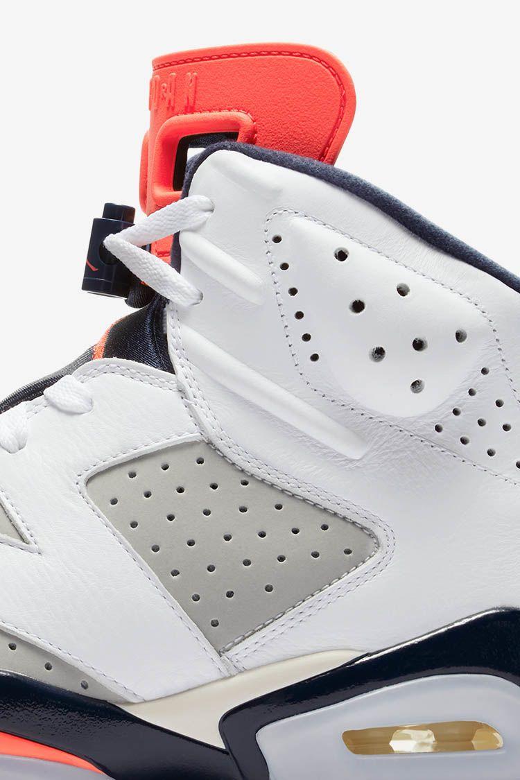 Air Jordan 6 Retro Tinker 'Infrared' Release Date