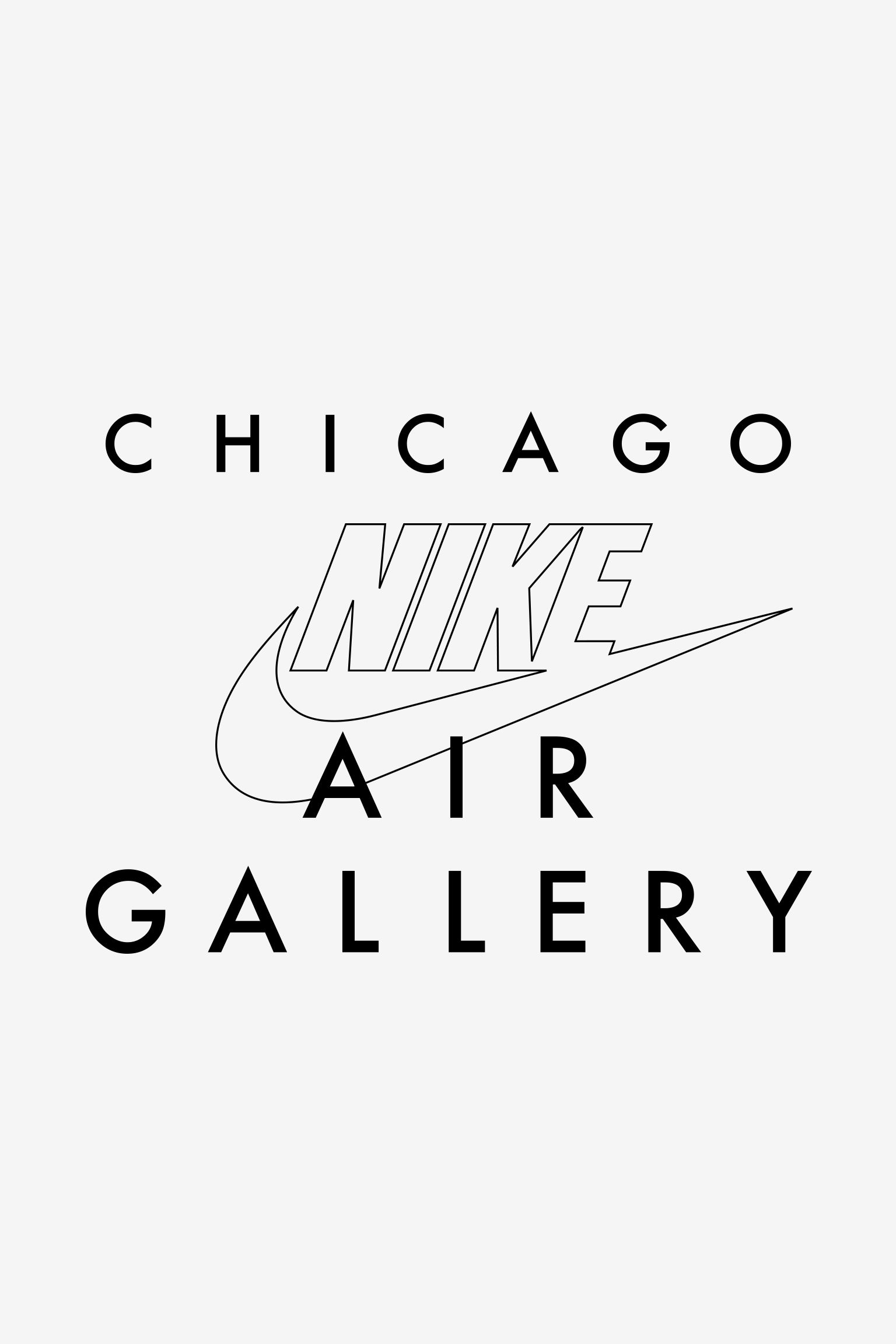 Nike - Air Moves CHI: Air Gallery