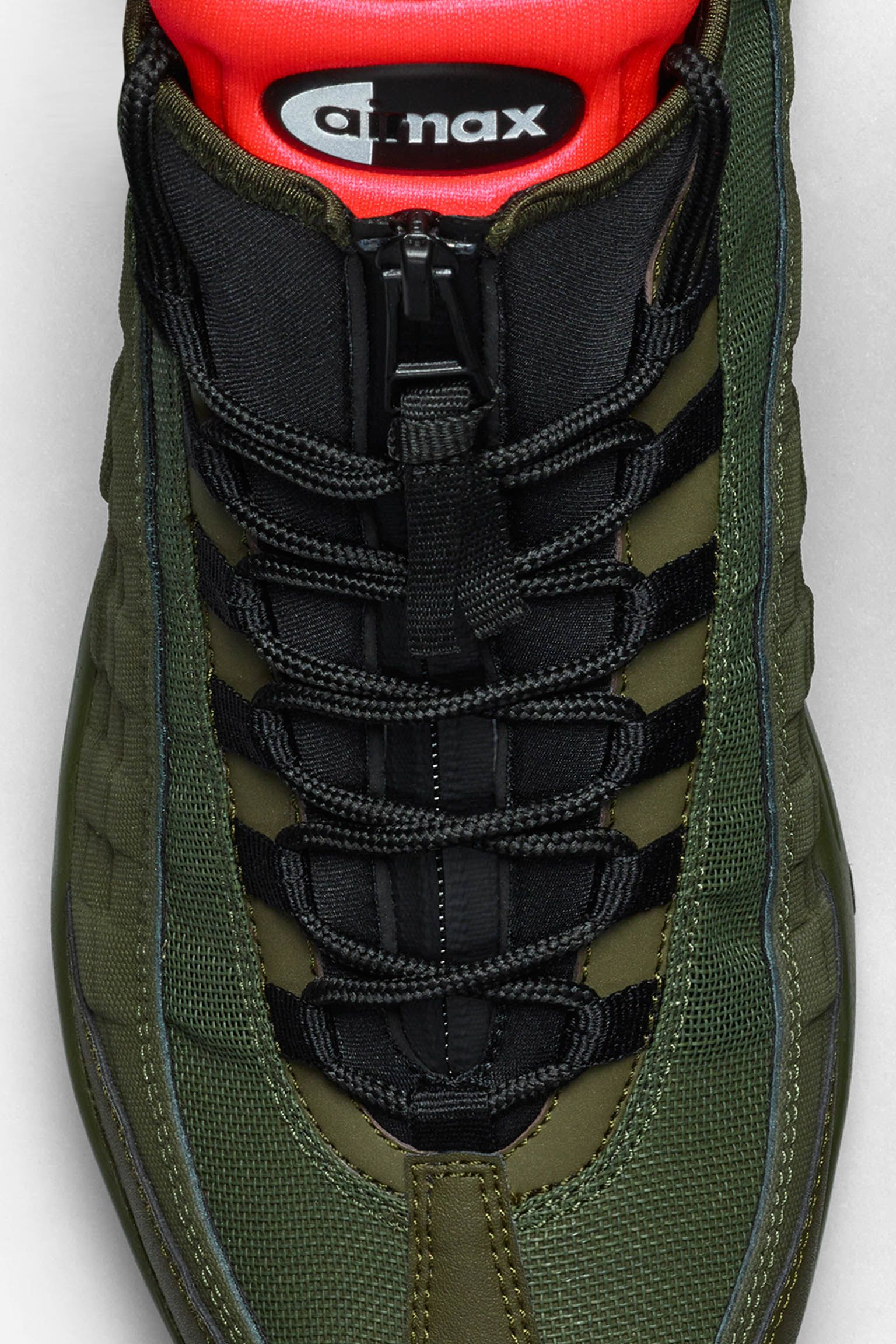 Nike Air Max 95 SneakerBoot 'Dark Loden & Cargo Khaki'