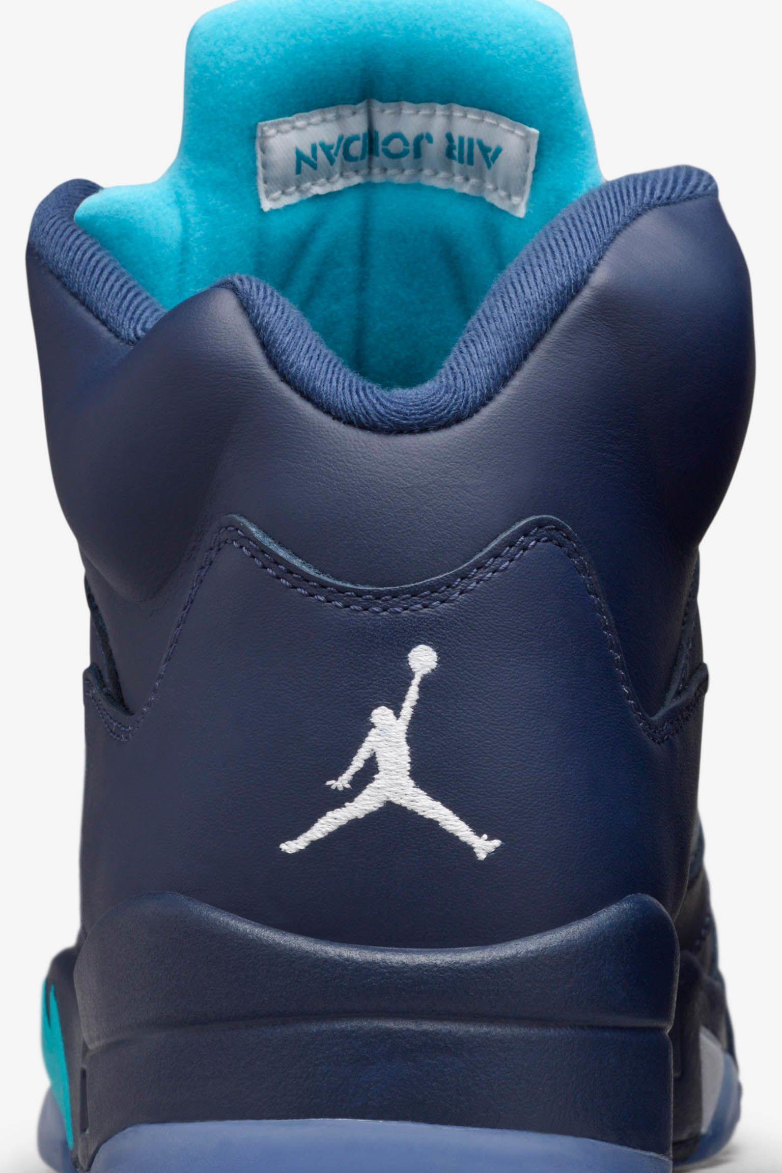 Air Jordan 5 Retro 'Pre-Grape' Release Date