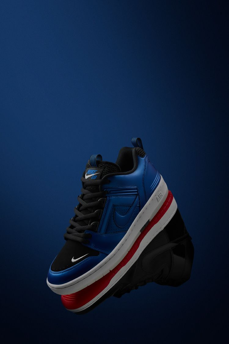 Nike SB Air Force 2 Low Air Foamposite One 'Rivals Pack' Release Date