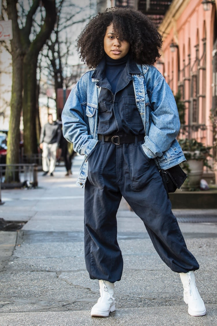 Street SNKRS: Women of NYC