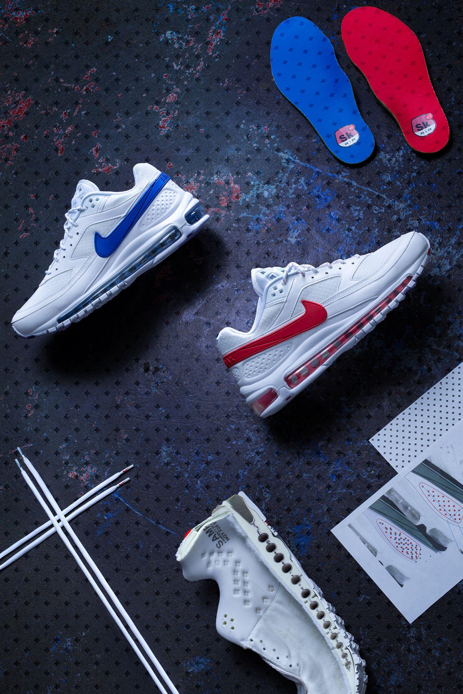 Skepta X Nike Air Max 97Bw