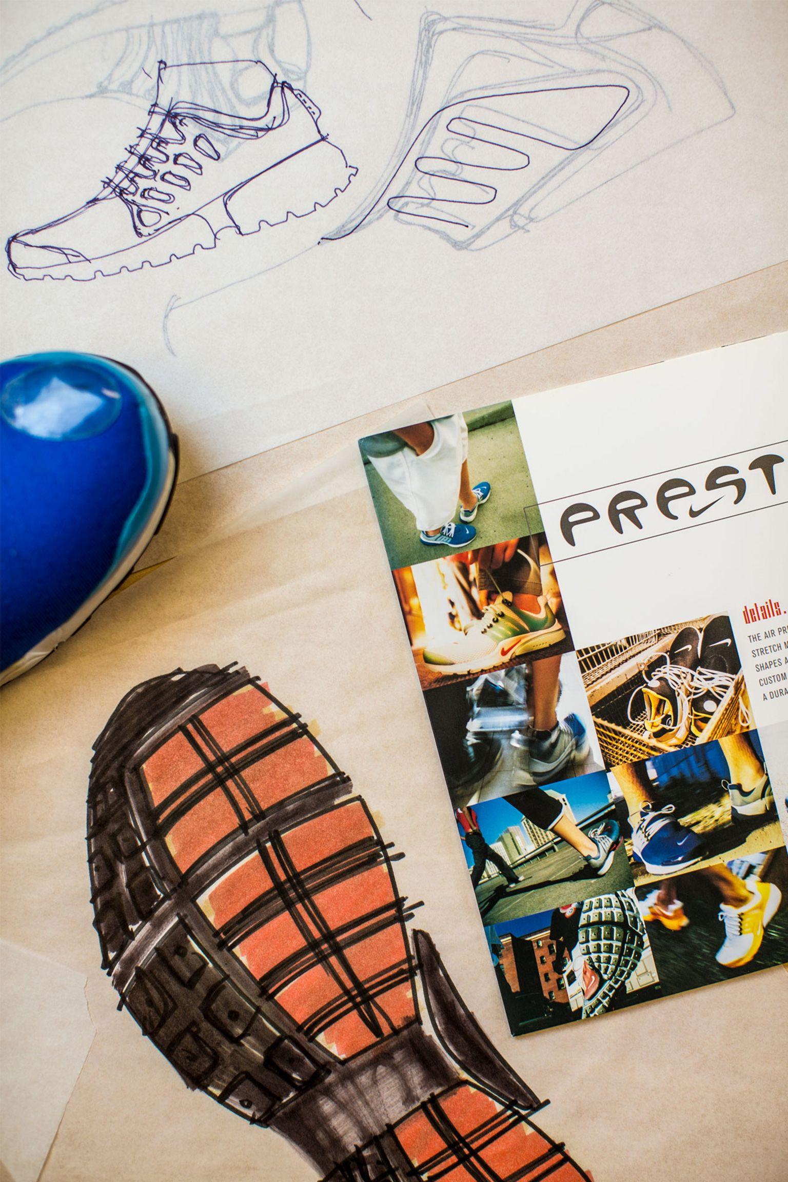 À l'origine du concept : Nike Air Presto