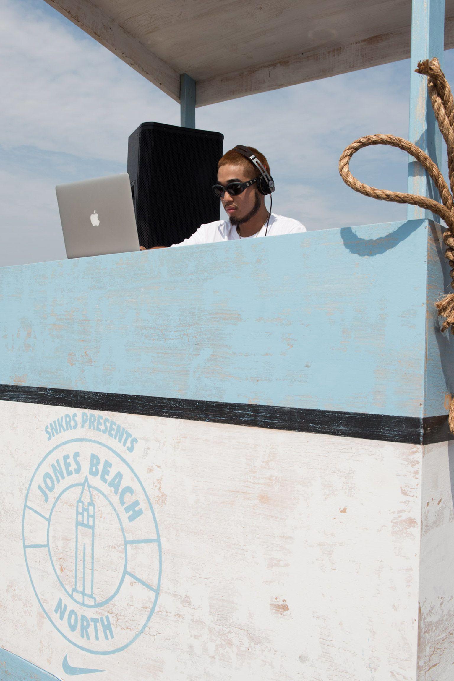 SNKRS Presents: Jones Beach North