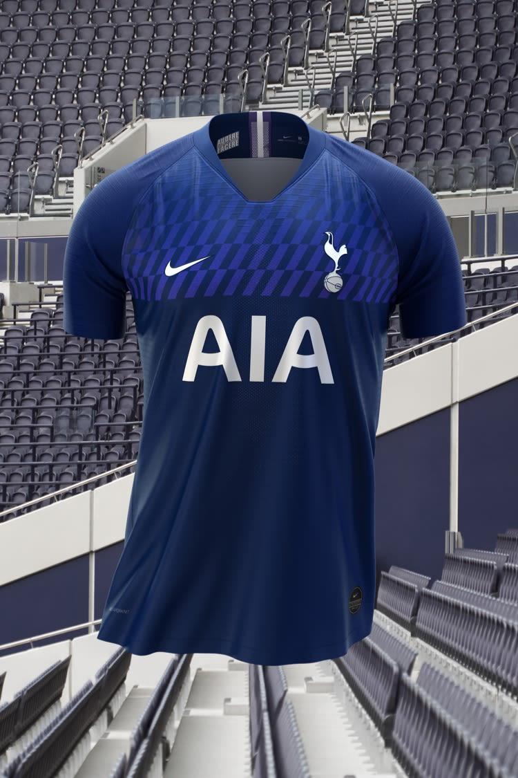 Tottenham Hotspur 2019/20 Stadium Away Jersey