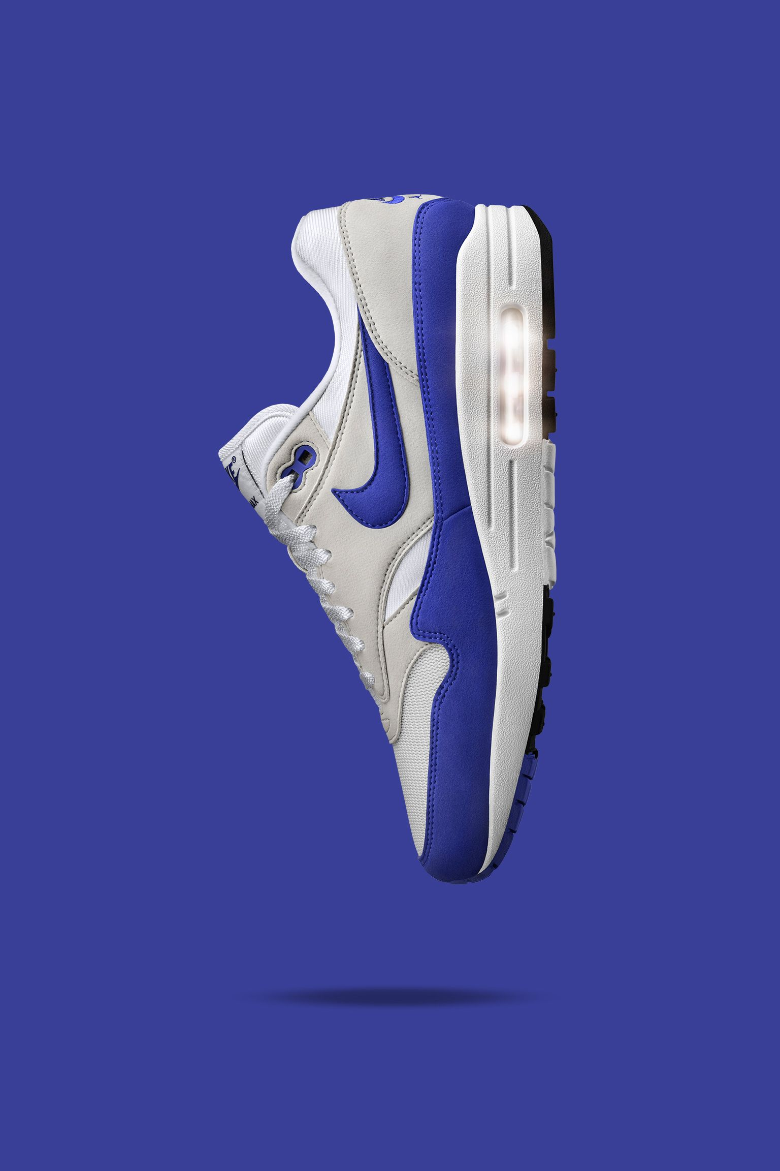 wholesale dealer f896b 865f0 ... cheapest air max 1 anniversary f73ab 0ce72 clearance nike air max 1  anniversary og japan sneakers in blue lyst e1a5e b29fa shopping obsidian ...