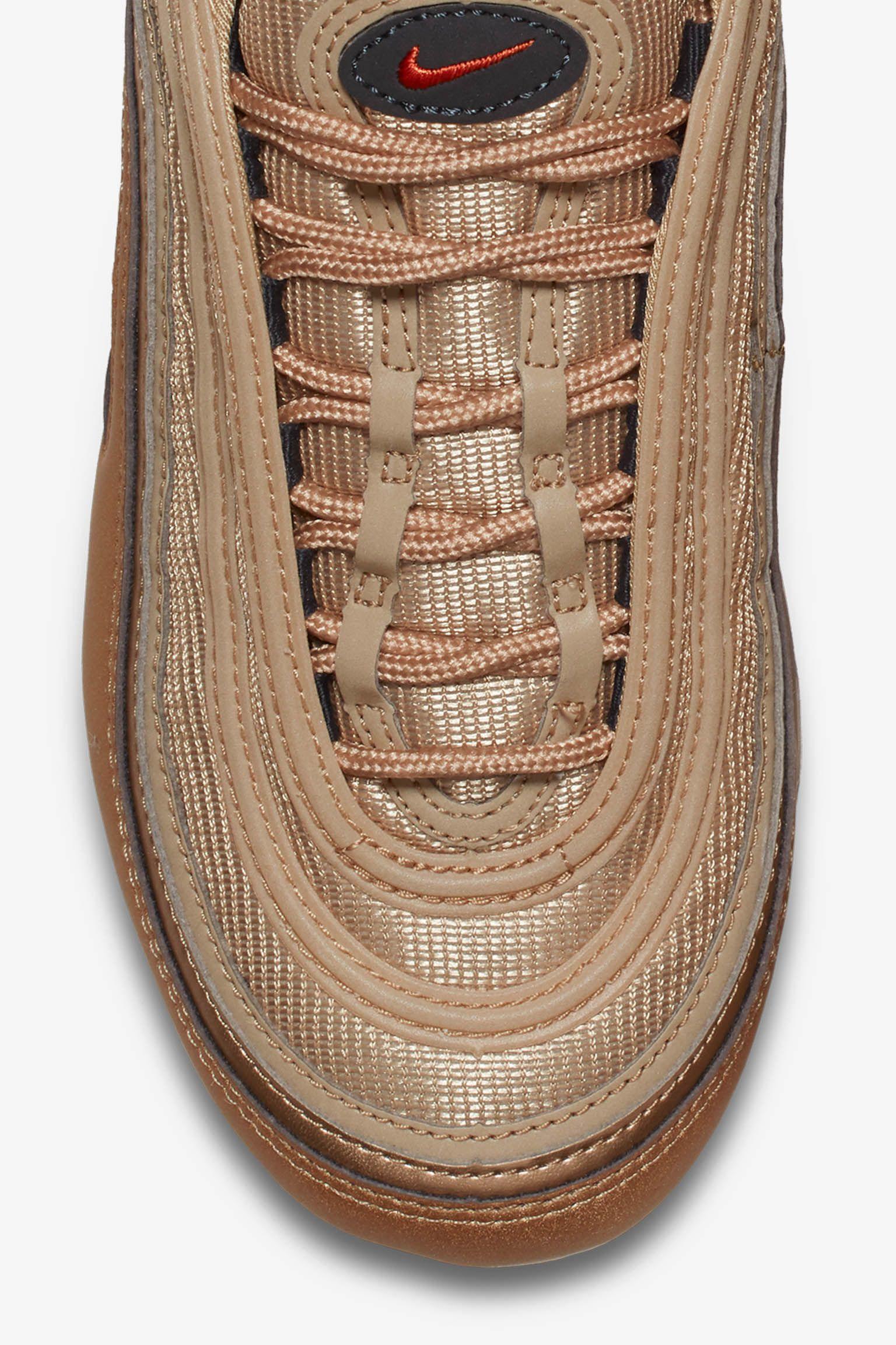 Nike Women's Air Vapormax 97 'Blur & Vintage Coral' Release Date