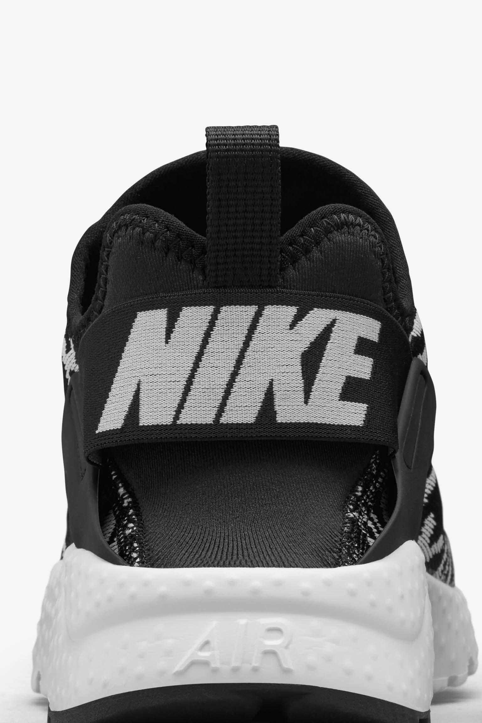 Women's Nike Air Huarache Ultra JCRD 'Metallic Silver & Wolf Grey'