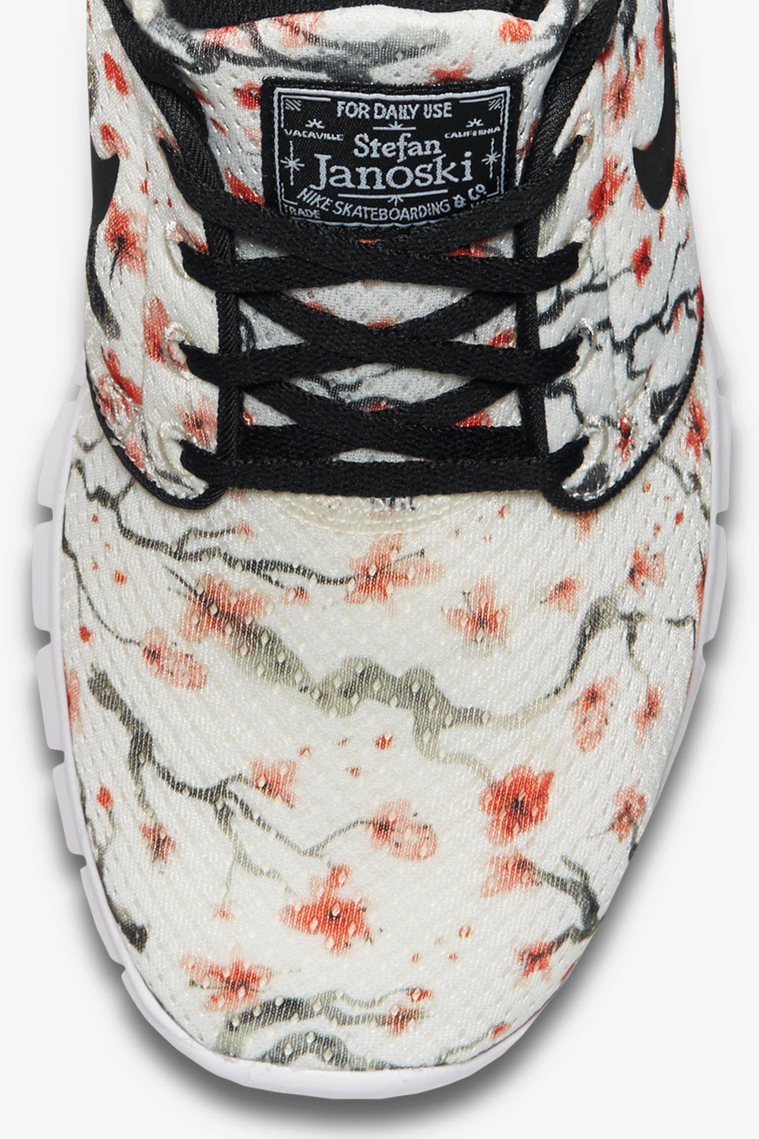 Nike Stefan Janoski Max 'Cherry Blossom'