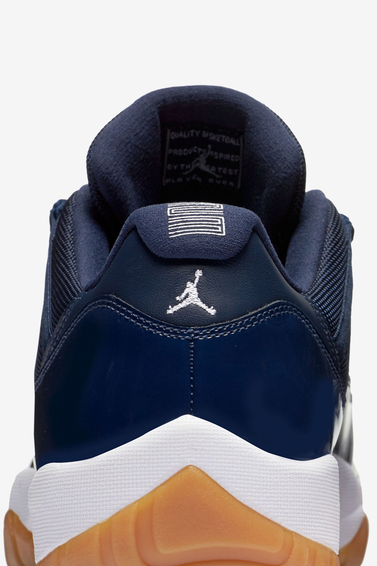 Air Jordan 11 Retro Low 'Navy Gum' Release Date