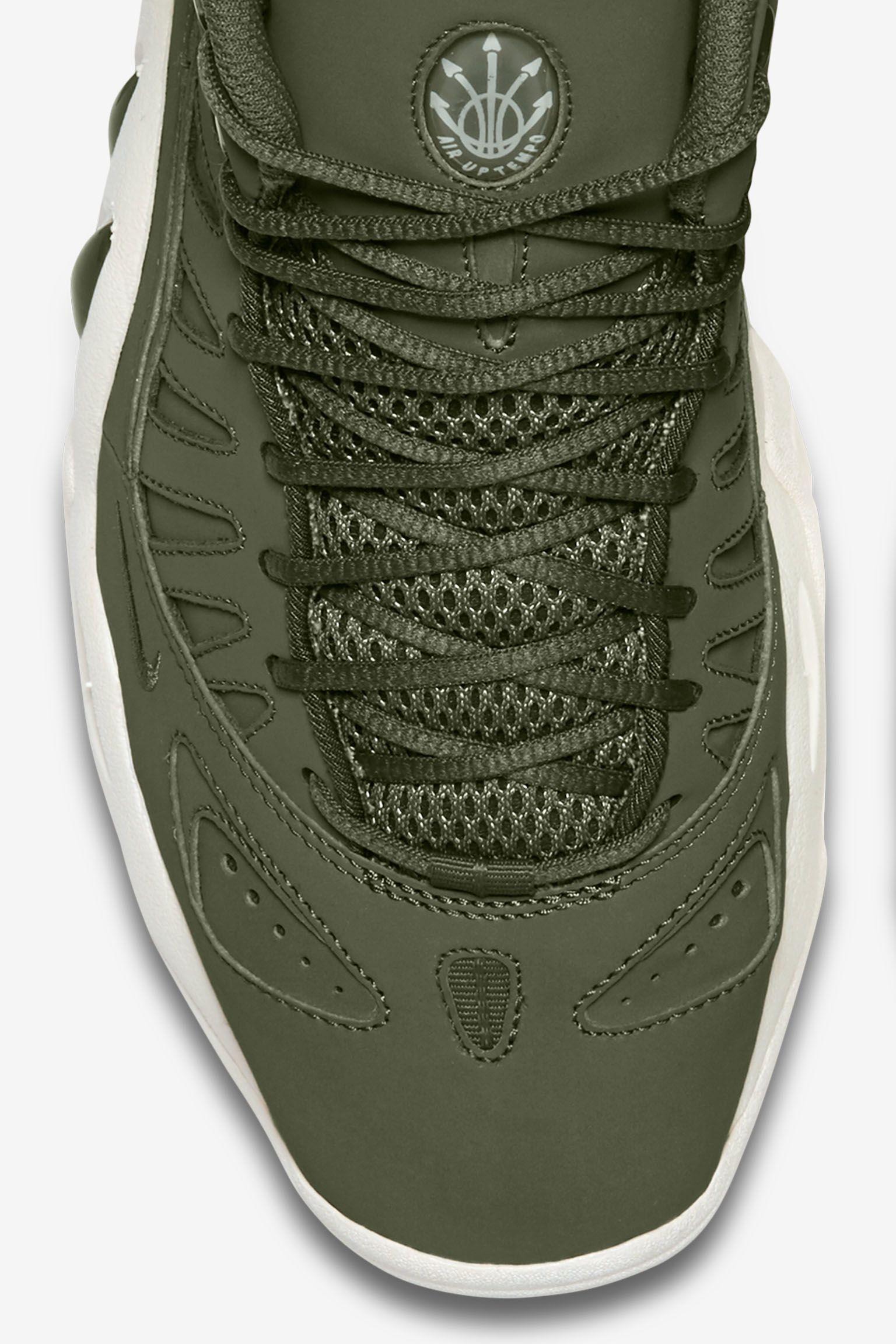 Nike Air Max Uptempo 97 Urban Haze & White'