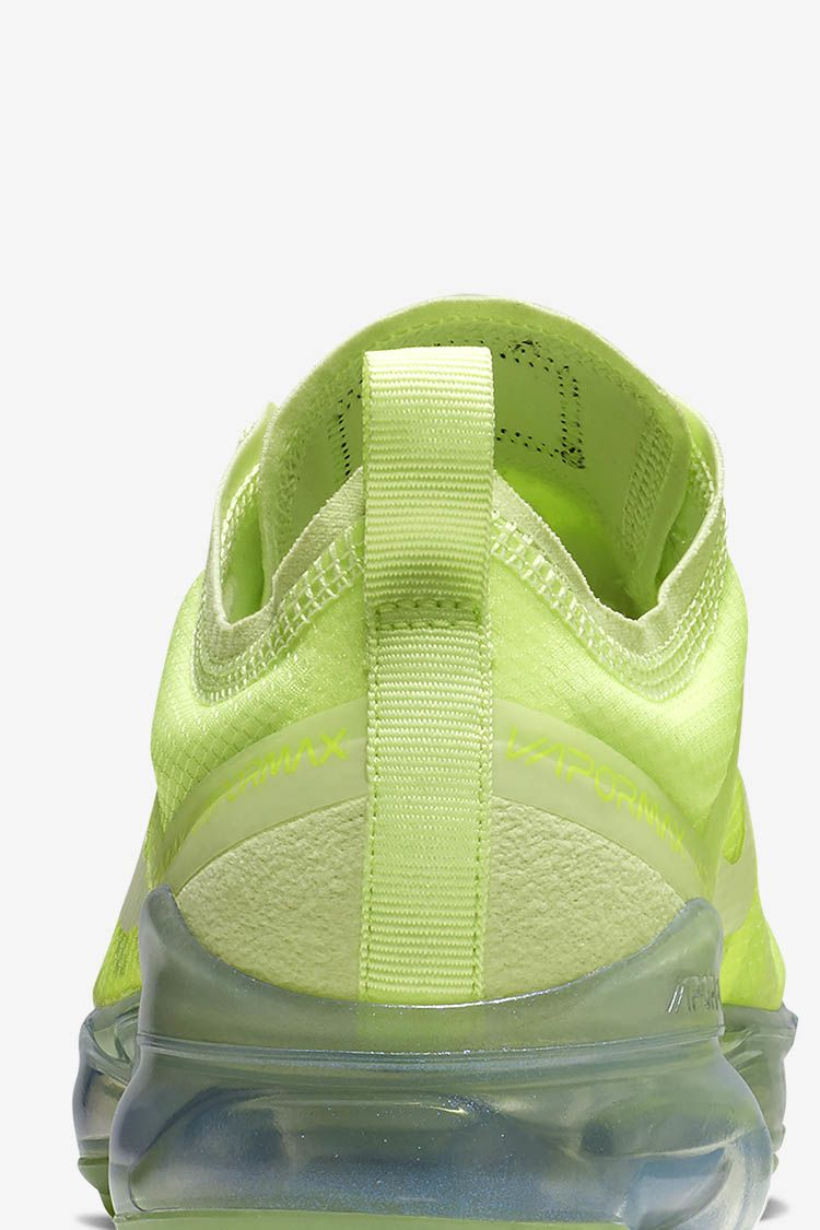 Women's Nike Air Vapormax 2019 'Volt & Volt Glow' Release Date
