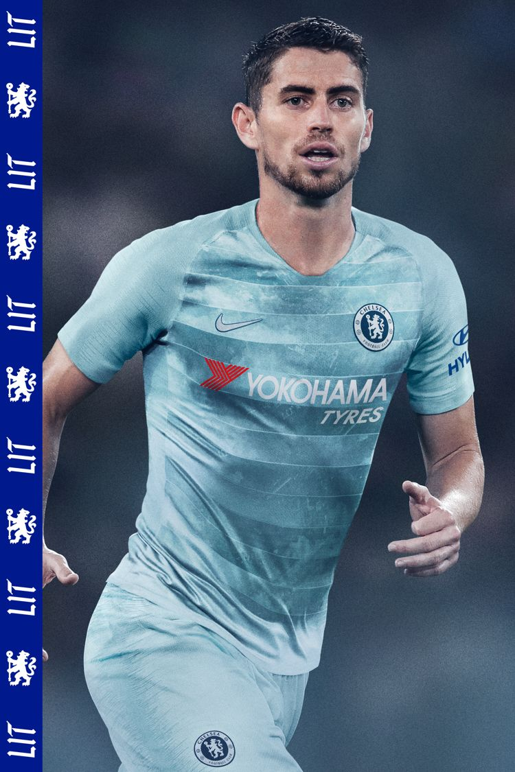 NikeConnect Chelsea FC Third Jersey