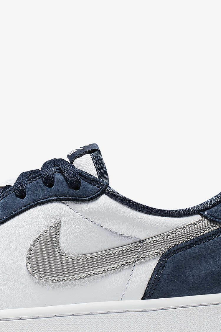 SB x Air Jordan I Low 'Midnight Navy' Release Date