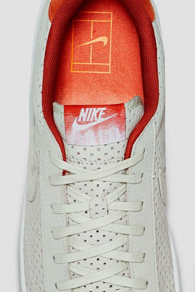 NikeCourt Tennis Classic Ultra 'Light Bone & Bright Citrus'