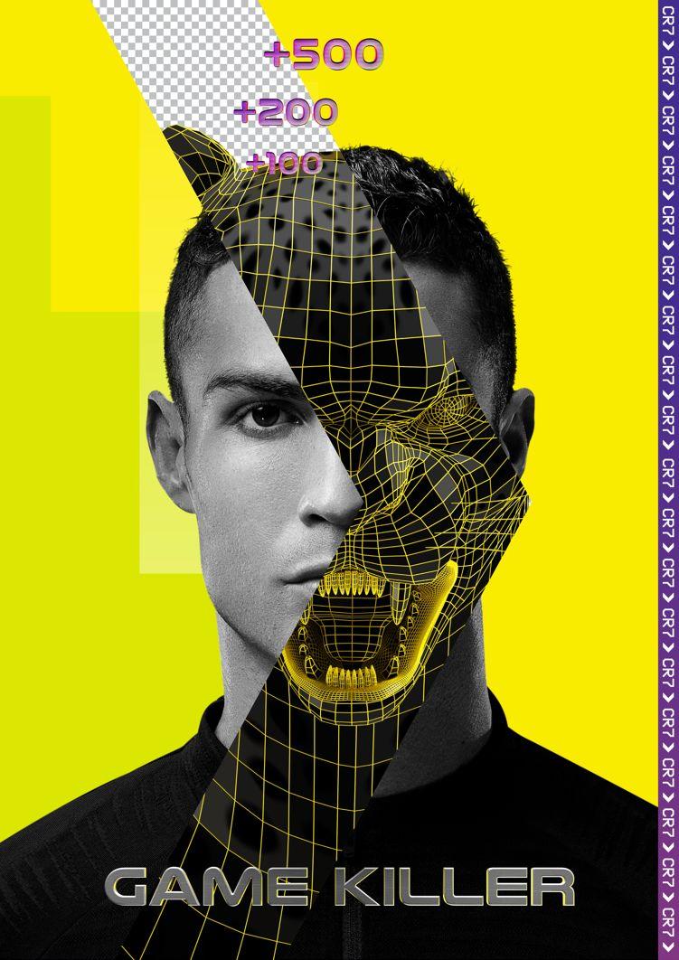 Cristiano Ronaldo Mercurial Profile