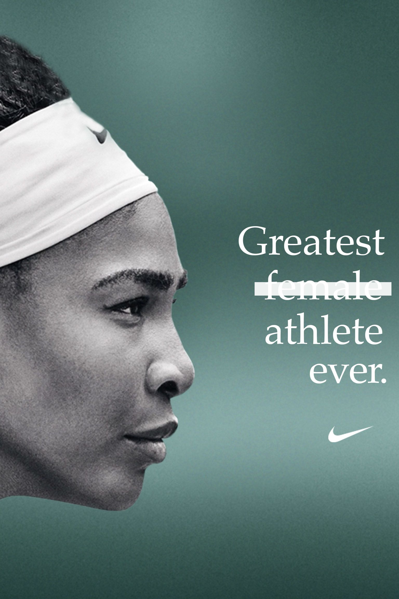Serena Williamsová: Unlimited Greatness