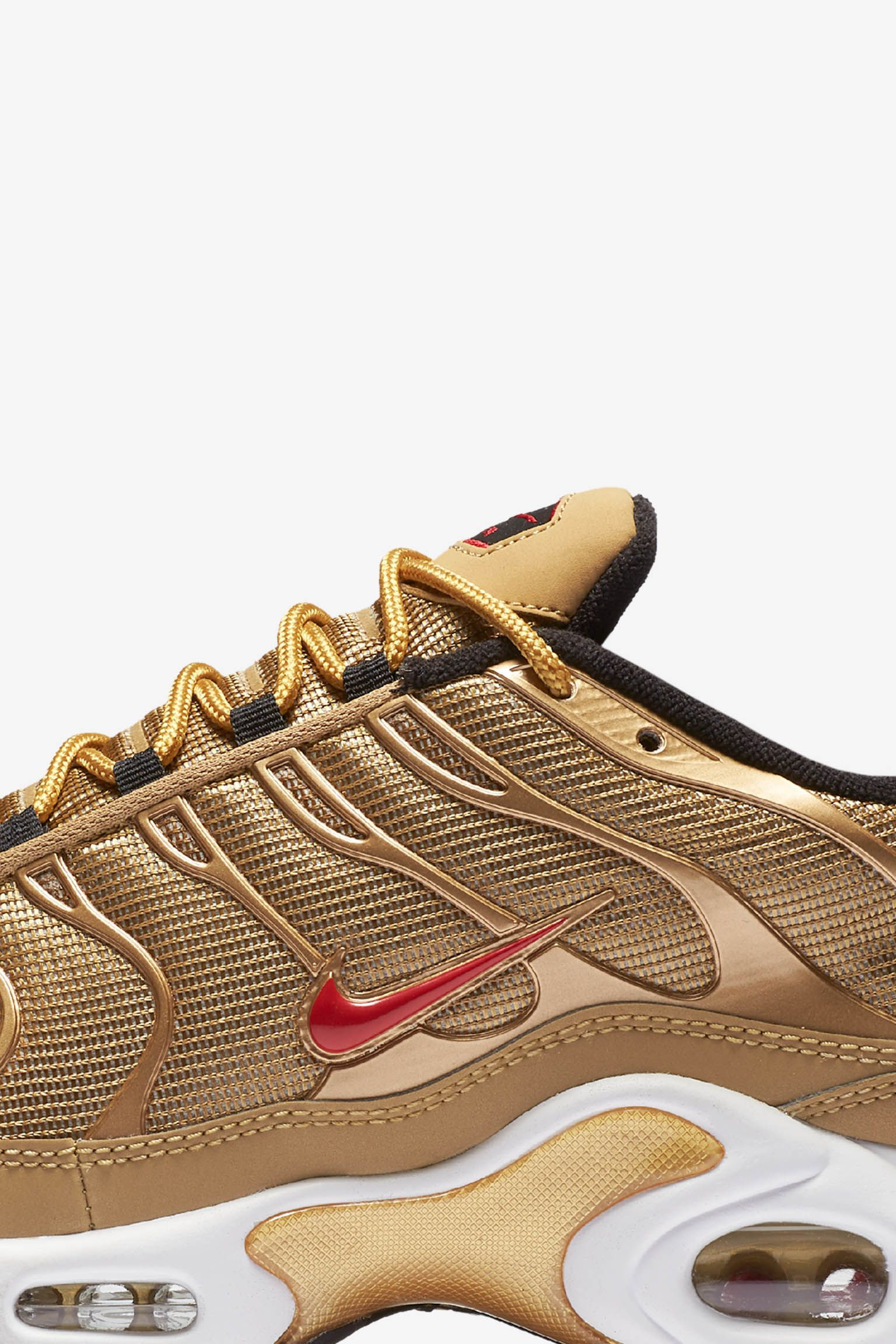 Nike Air Max Plus  Metallic Gold  Release Date. Nike+ SNKRS bb5d8f0d6a