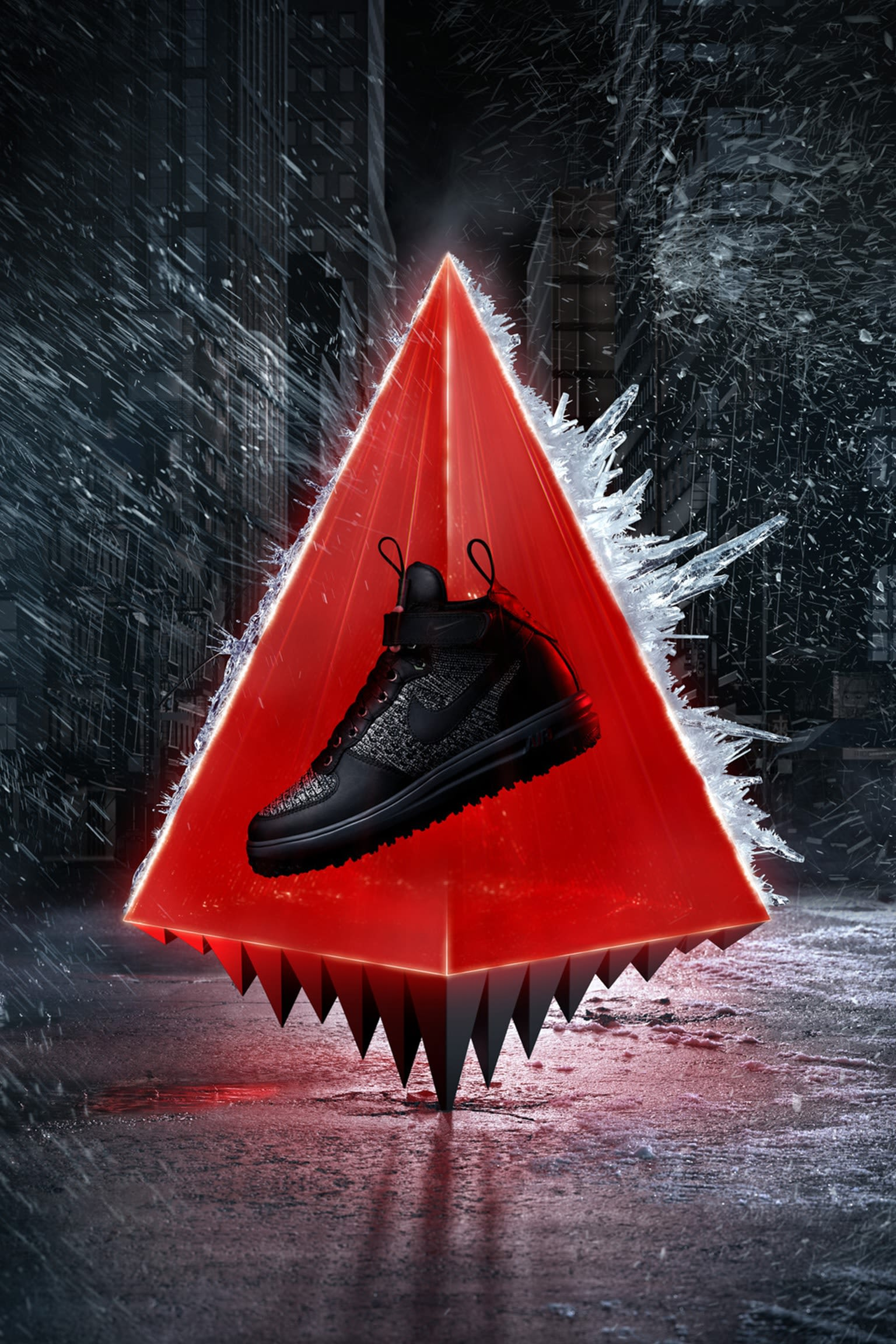 Kolekcja Nike SneakerBoots: Legendary Meets Necessary