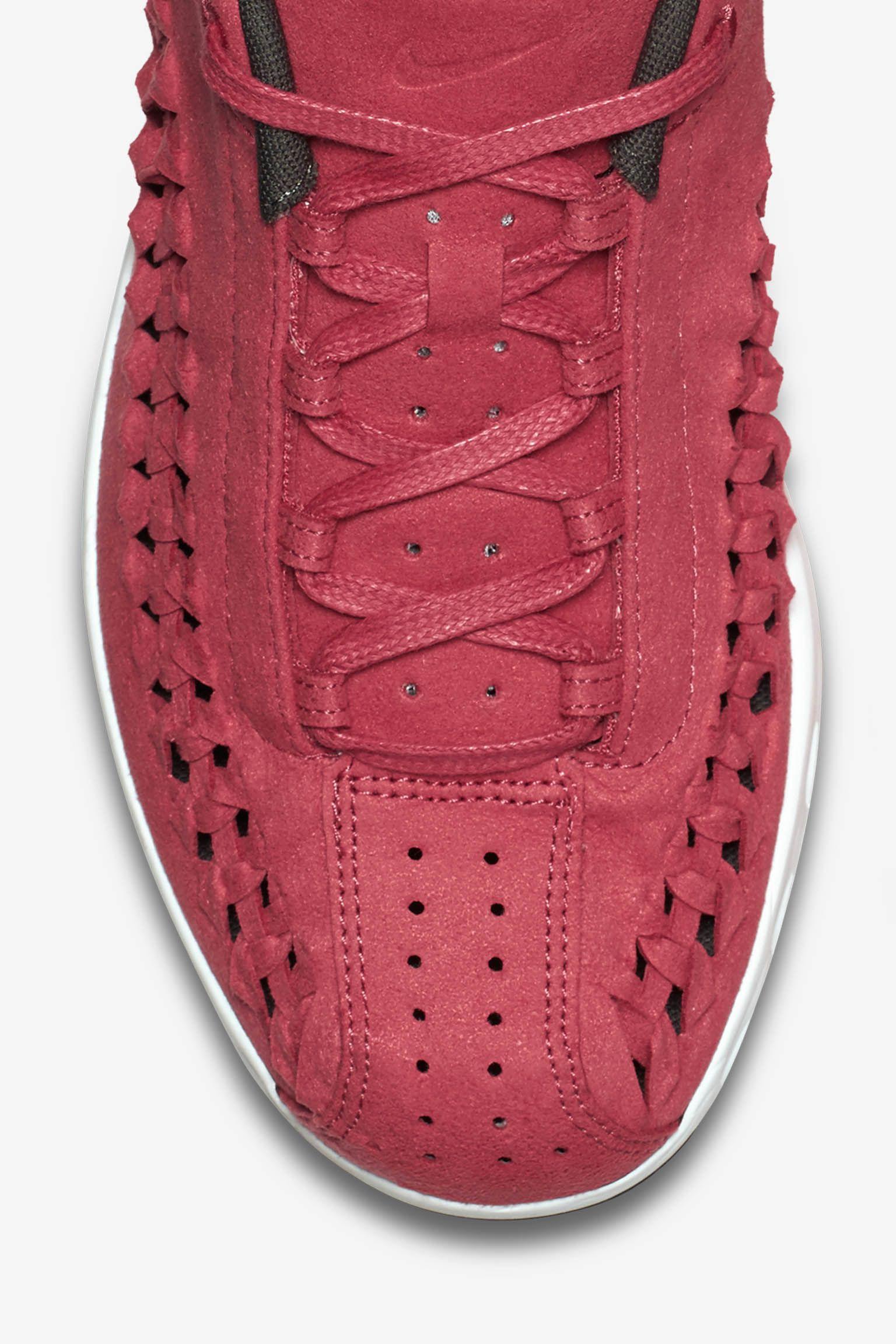 Nike Mayfly Woven 'Terra Red'