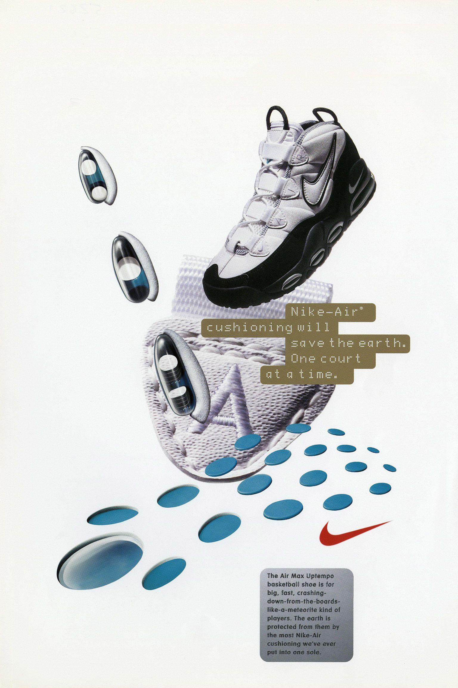 Στα άδυτα των sneakers: Τα καλύτερα των Uptempo