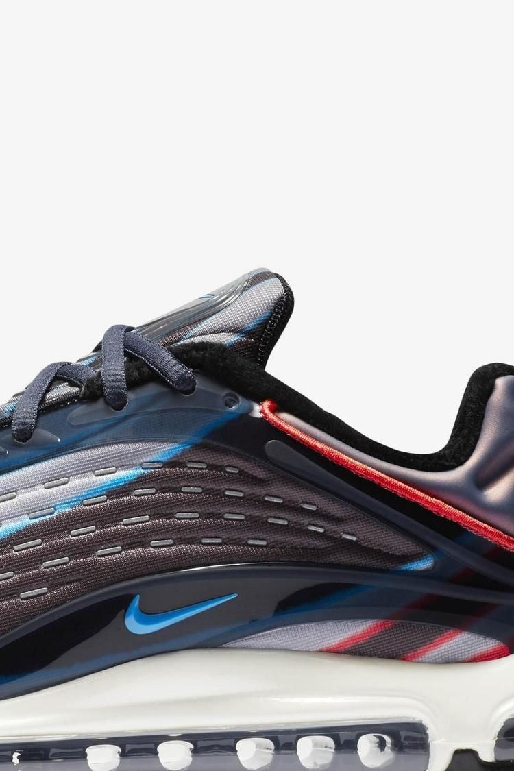 6984a2309be Nike Air Max Deluxe  Thunder Blue   Wolf Grey   Black  Release Date