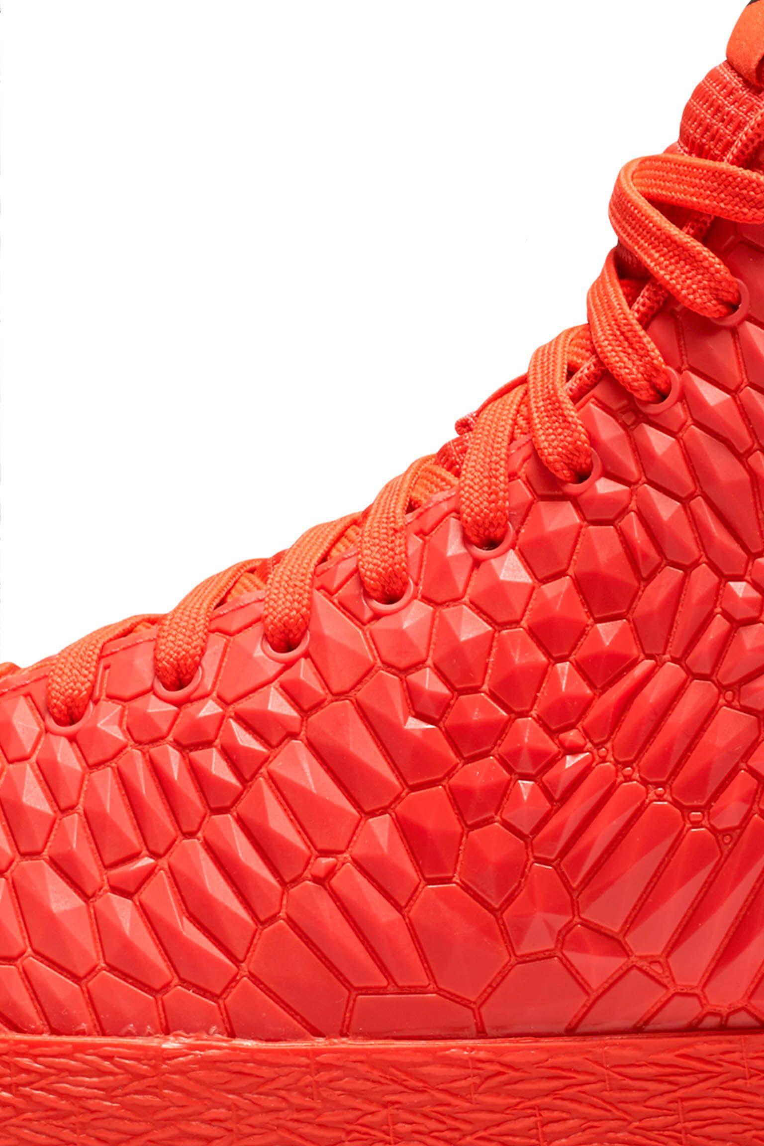 Women's Nike Blazer Mid DMB 'Triple Bright Crimson'