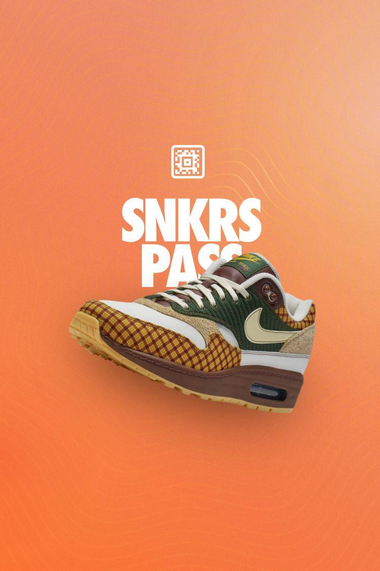 SNKRS Pass: Air Max Susan 'Missing Link' NYC
