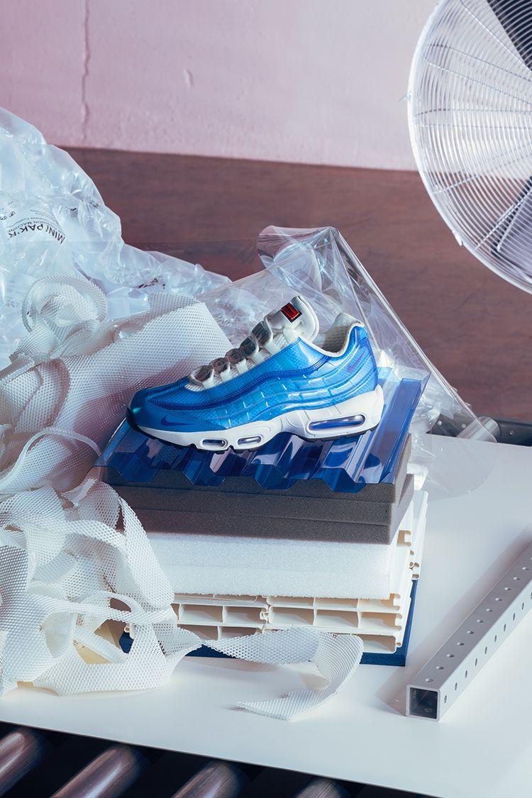 "Nike Air Max 720/95 ""Heron Preston X Nike By You"" Studio - Antonioli"