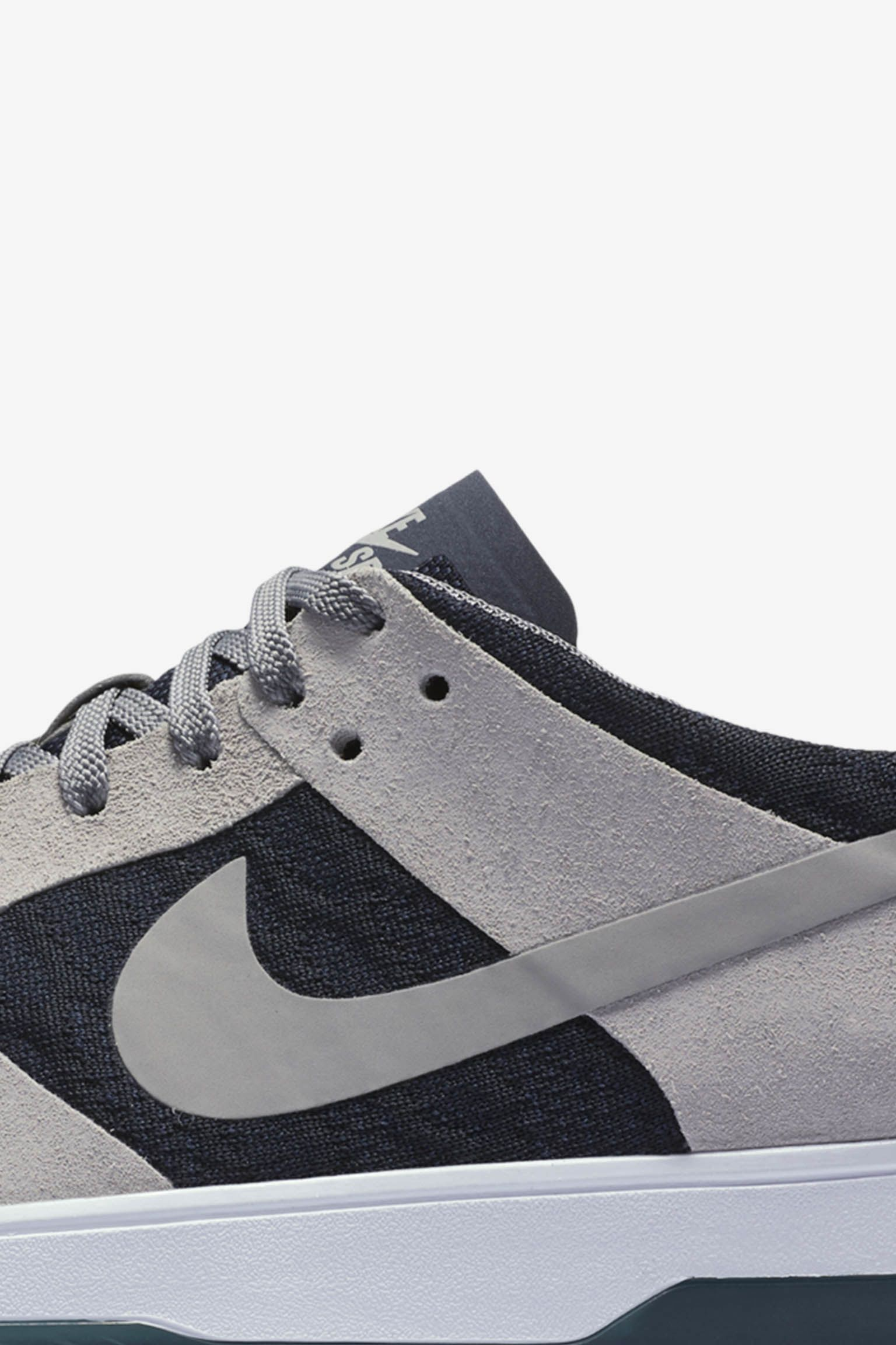 Nike SB Dunk Low Elite 'Medium Grey & Dark Obsidian'