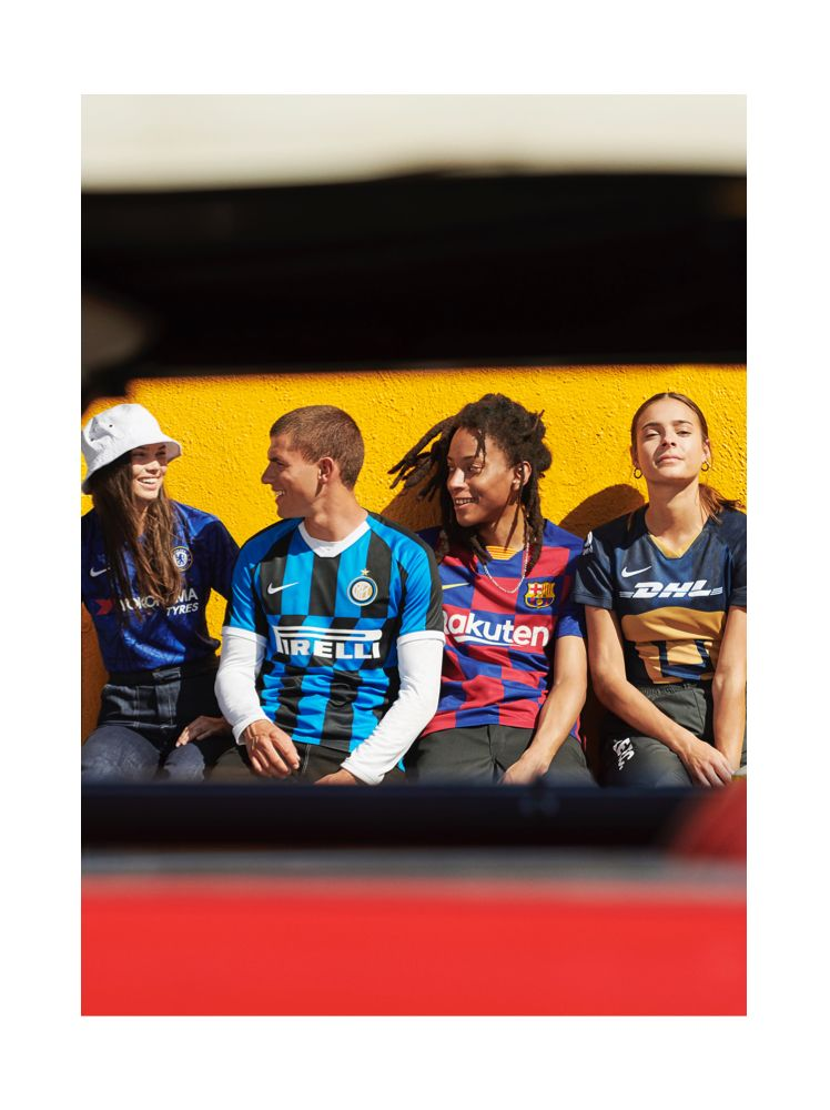 Nike Football Jersey Culture
