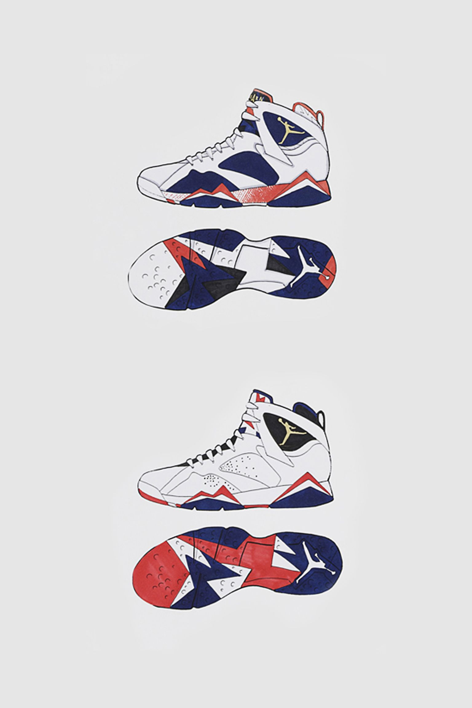 Air Jordan 7 'Tinker Alternate' Release Date