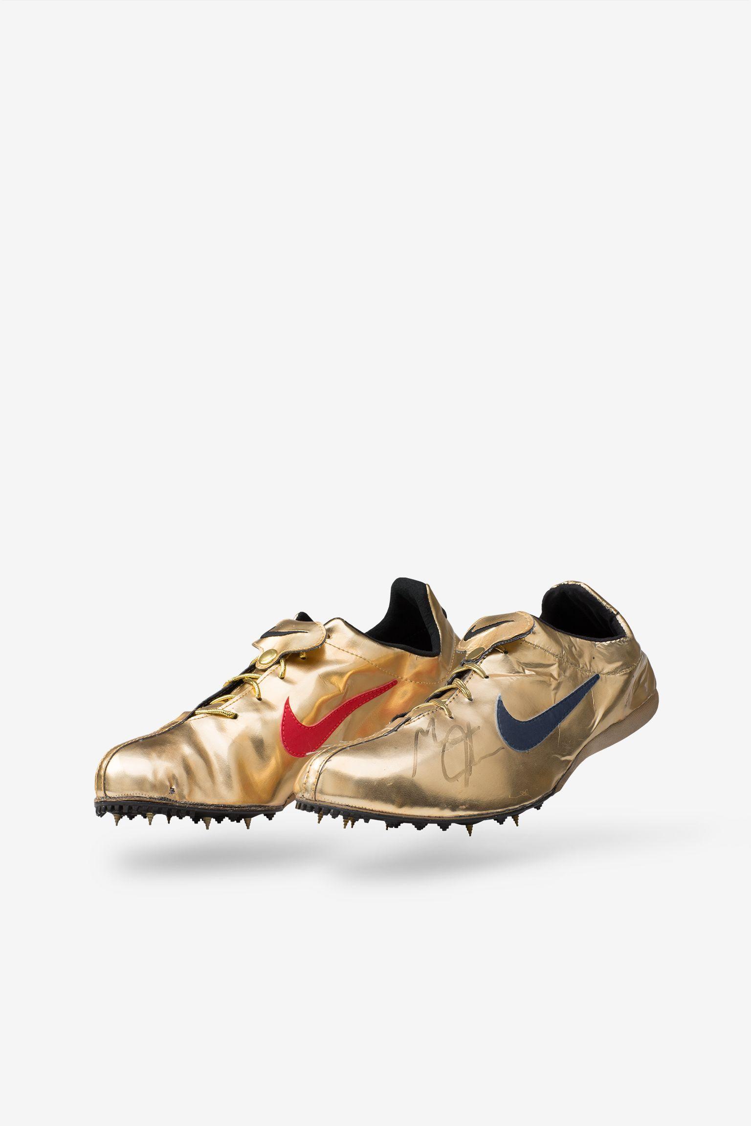 Ten dzień w butach Nike: Złota Chwila