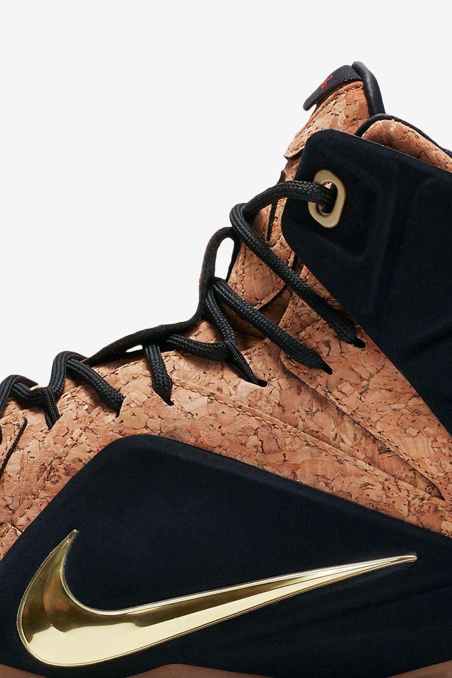 Nike LeBron 12 EXT Kings 'Cork'