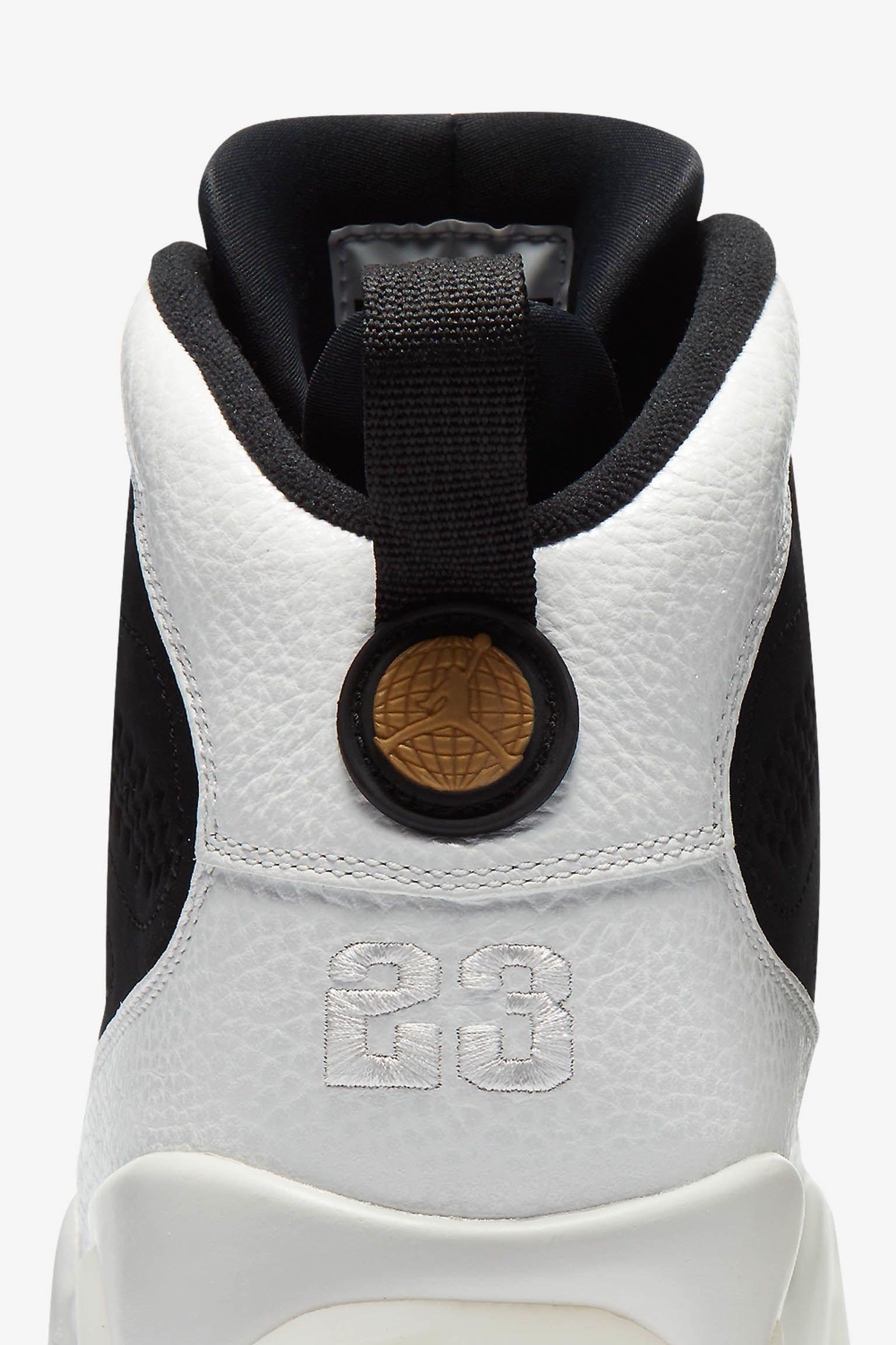 Air Jordan 9 'City of Flight' Release Date