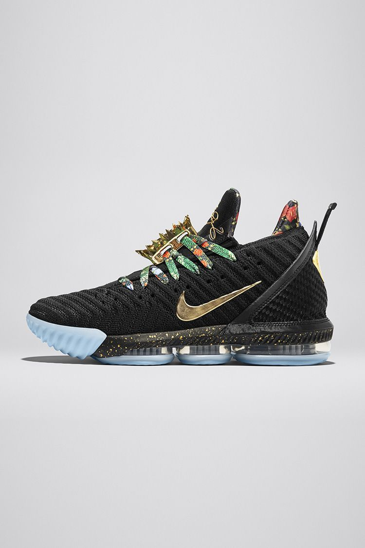 Lebron 16 Watch 'King's Throne' Release Date