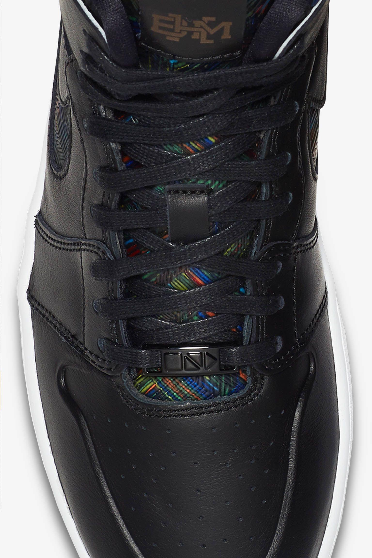 Air Jordan 1 Retro 'BHM' 2016 Release Date