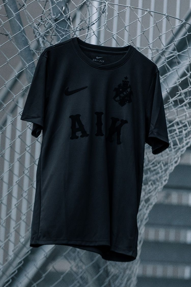 Uniforme AIK Black Special Edition