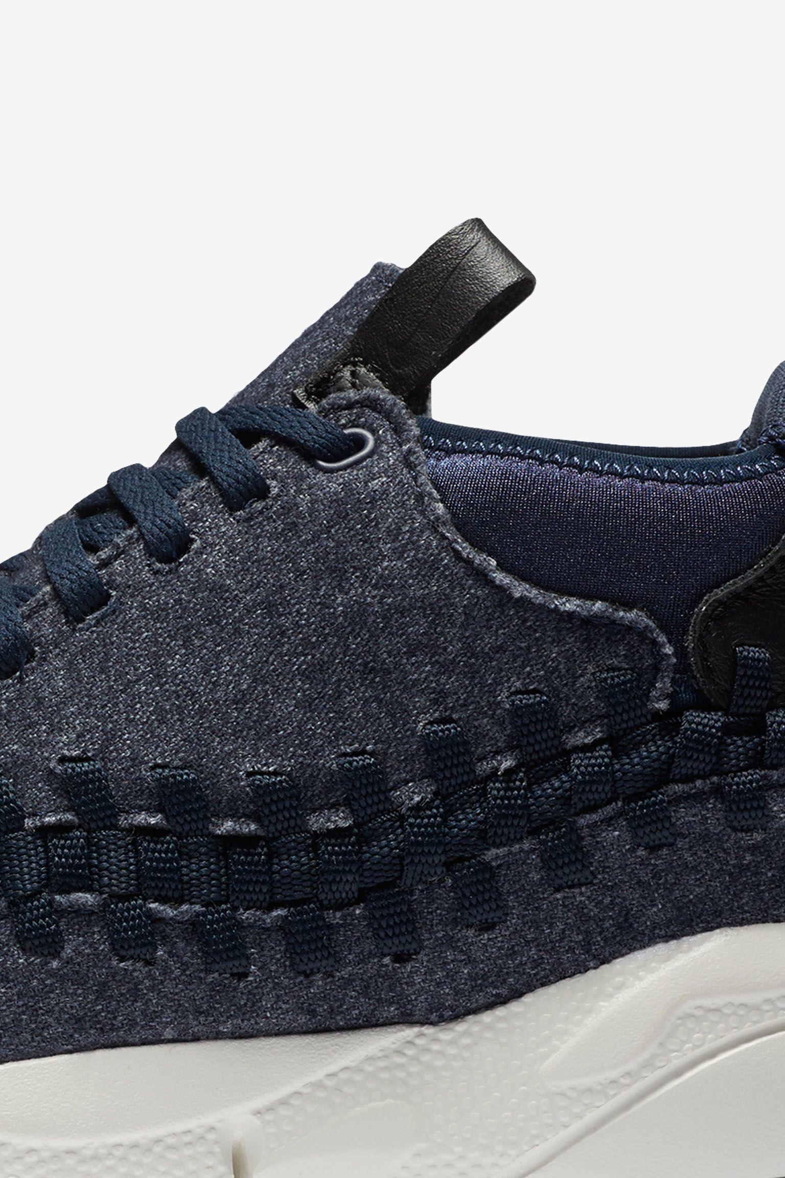 Nike Footscape Woven Chukka SE 'Denim'