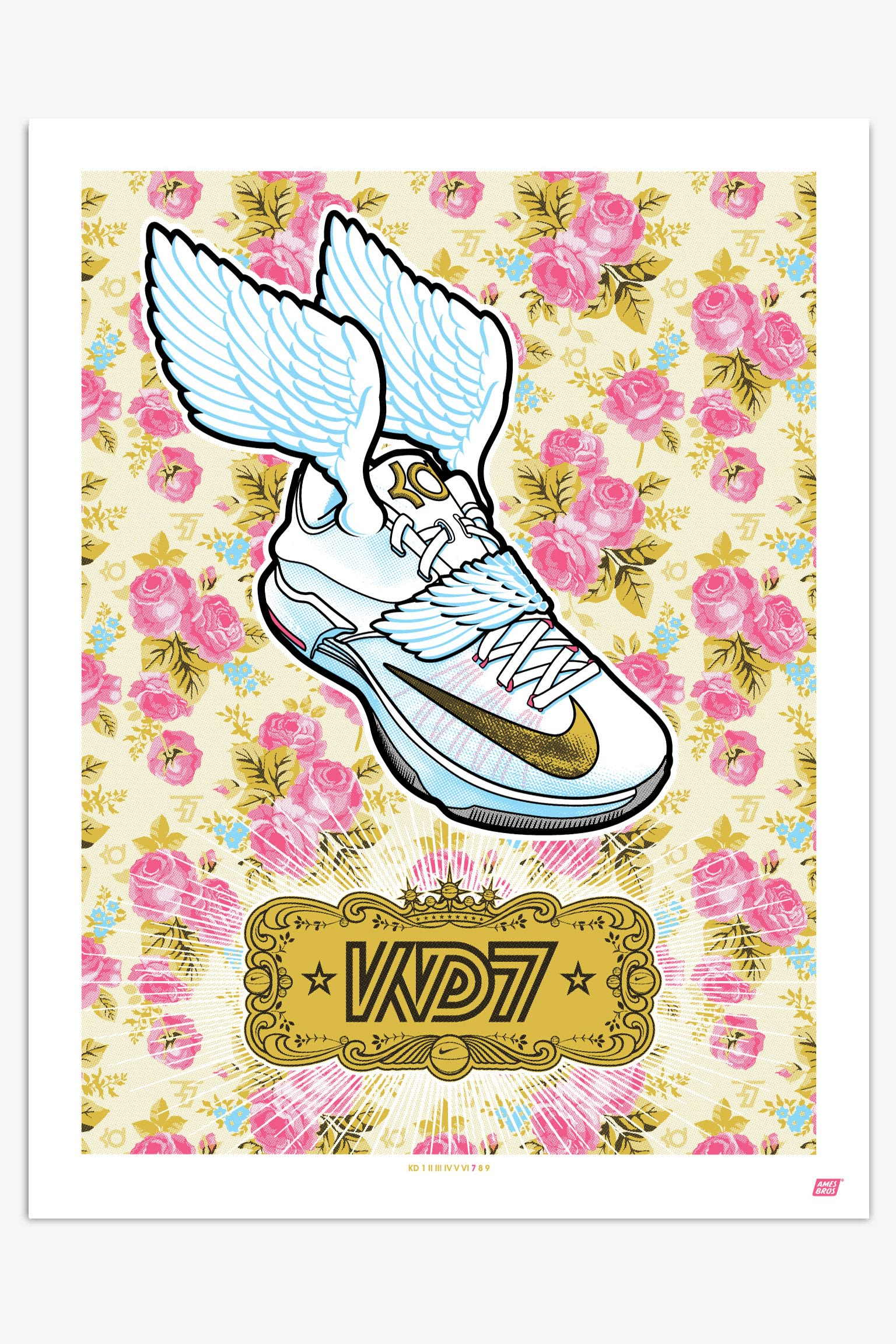 Art of Sneakers: signature řada Nike KD