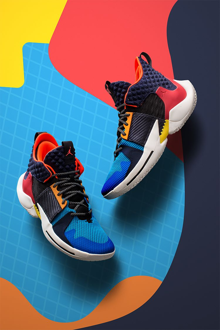 Behind The Design: Jordan Why Not Zer0.2