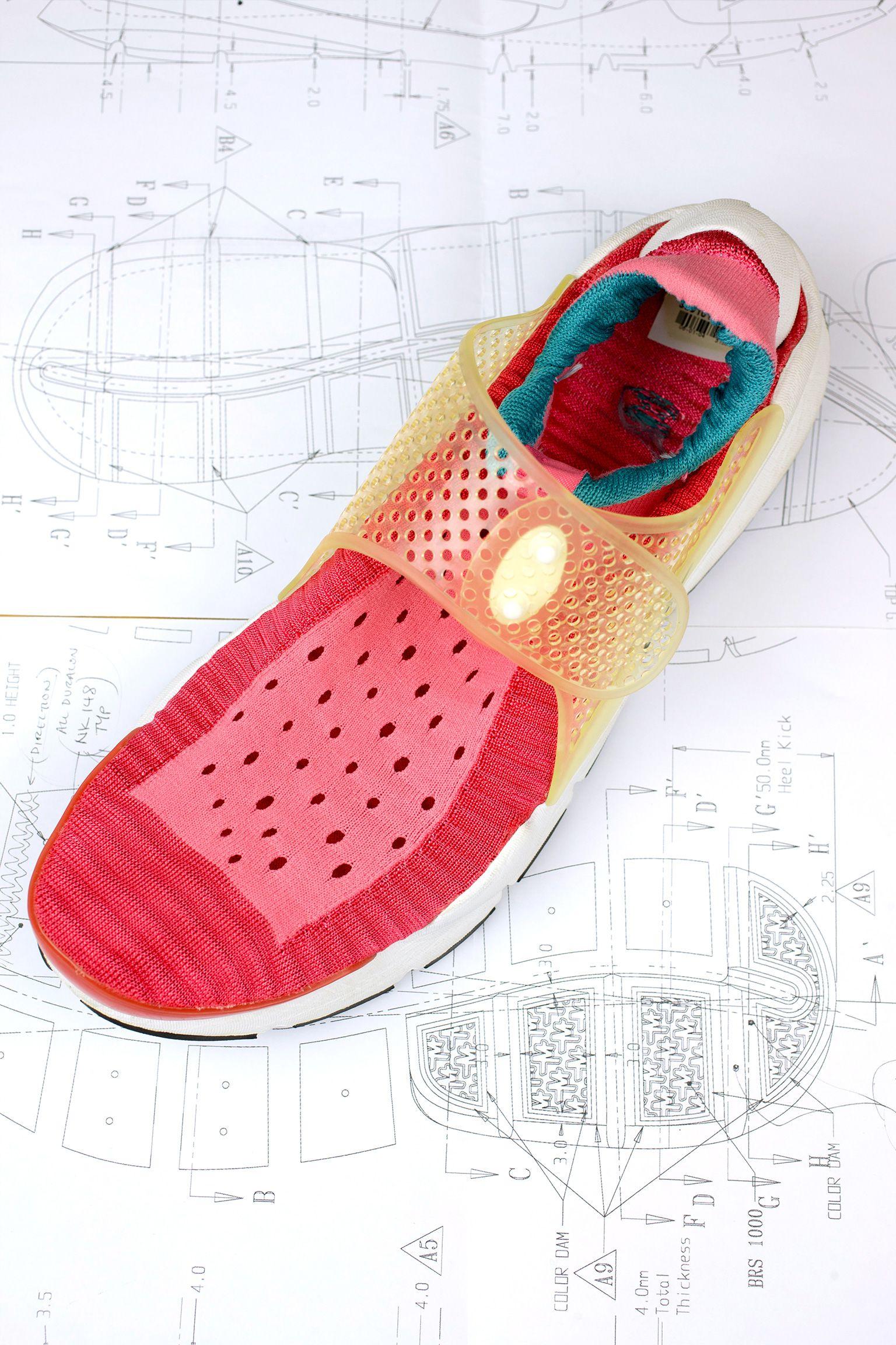 Darrere del disseny: Nike Sock Dart