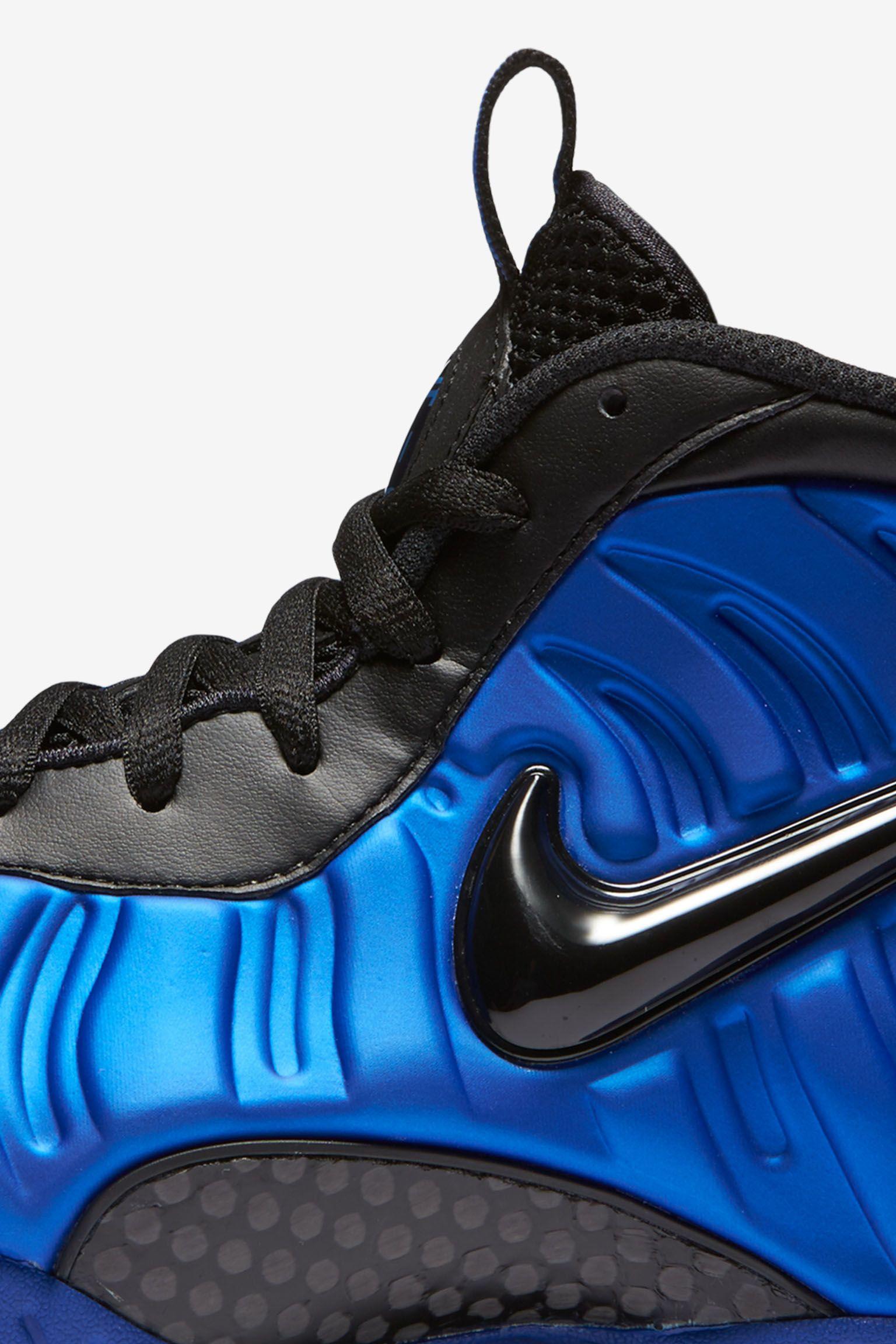 Nike Air Foamposite Pro 'Hyper Cobalt' Release Date