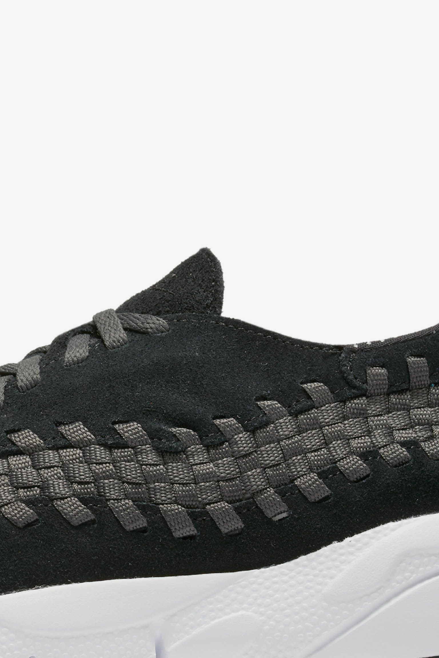 Nike Air Footscape NM Woven 'Black & Anthracite'