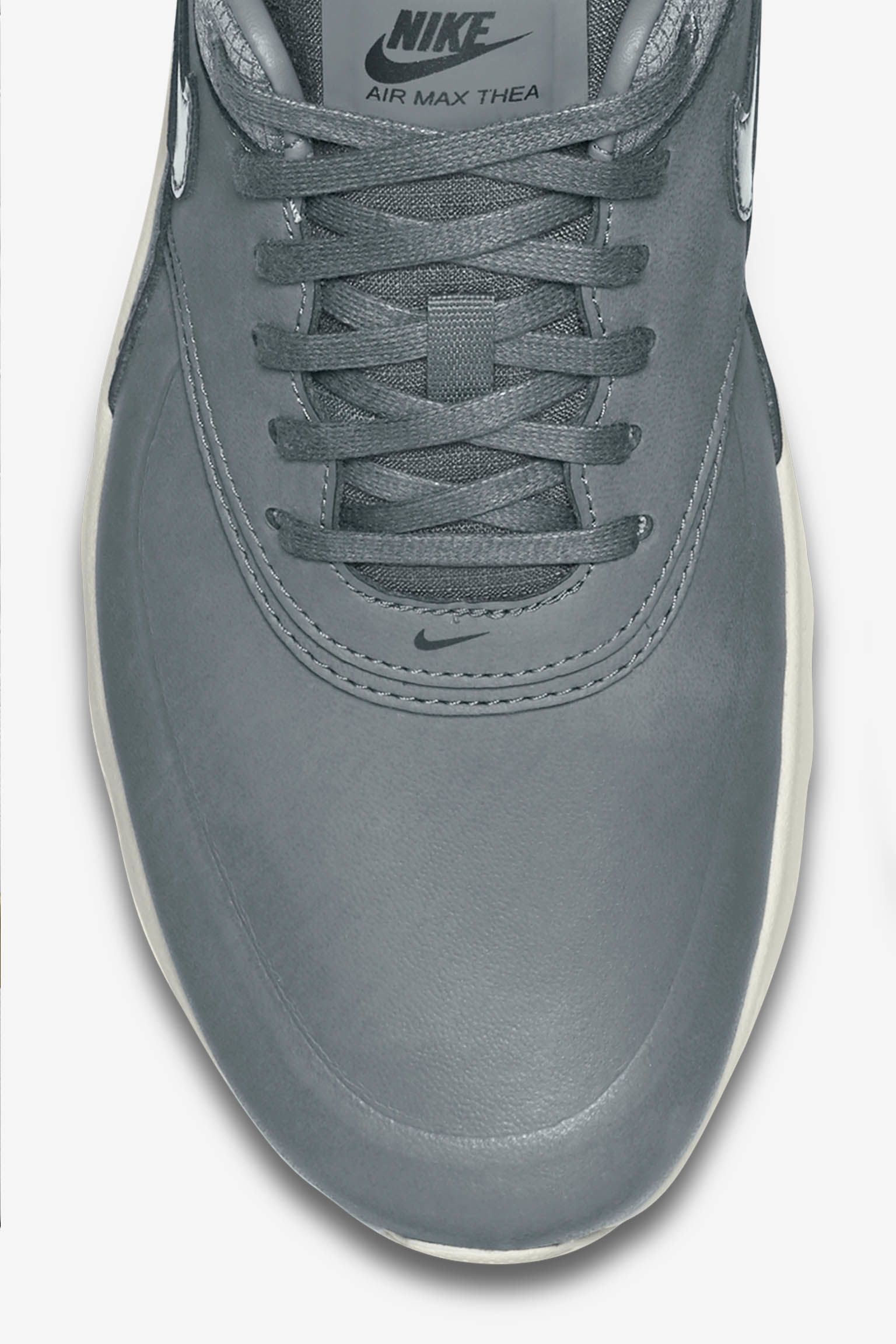 Women's Nike Air Max Thea Premium 'Cool Grey & Metallic Pewter'