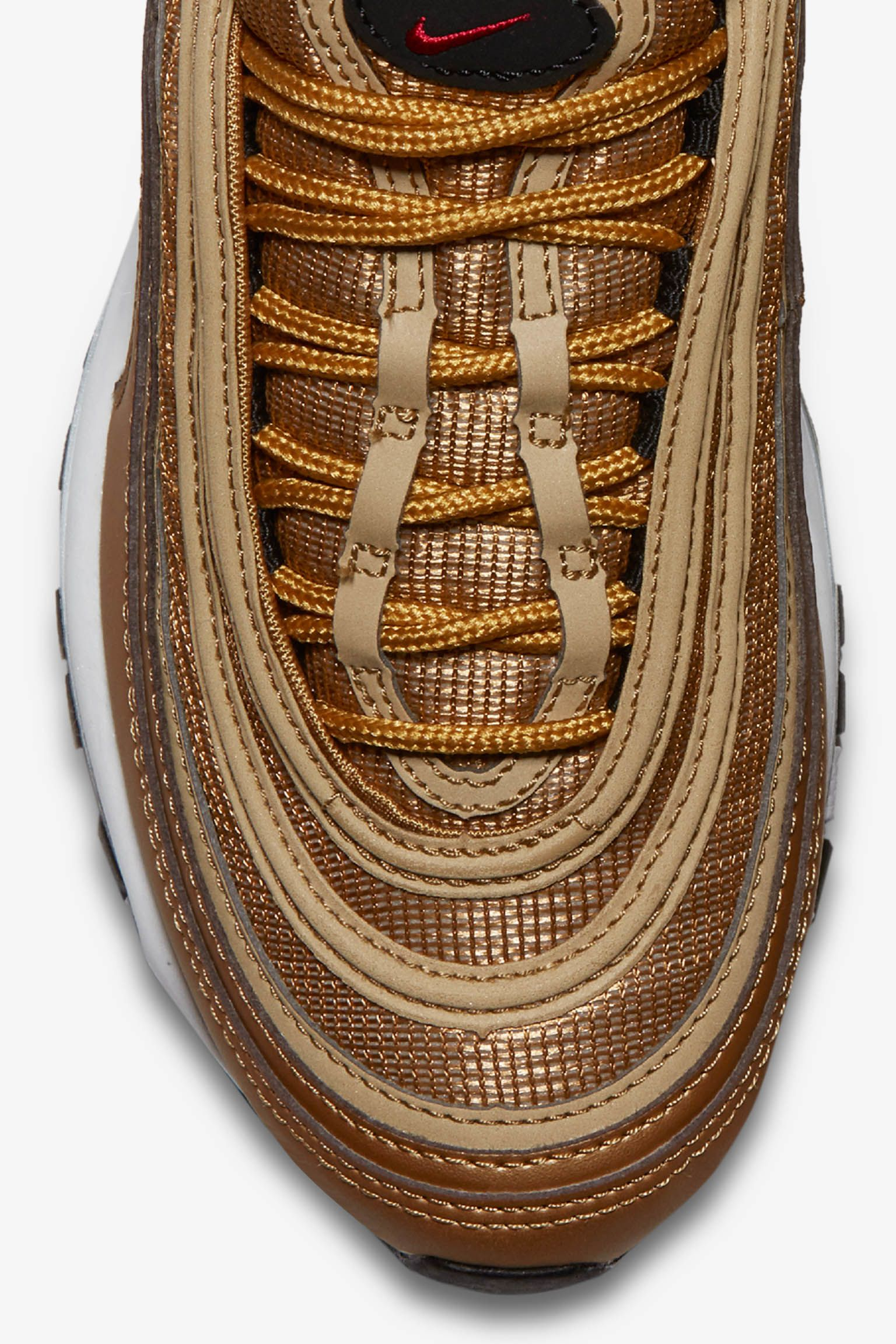 outlet store 1c9c4 c9021 france nike air max 97 womens gold dbe8d a8584