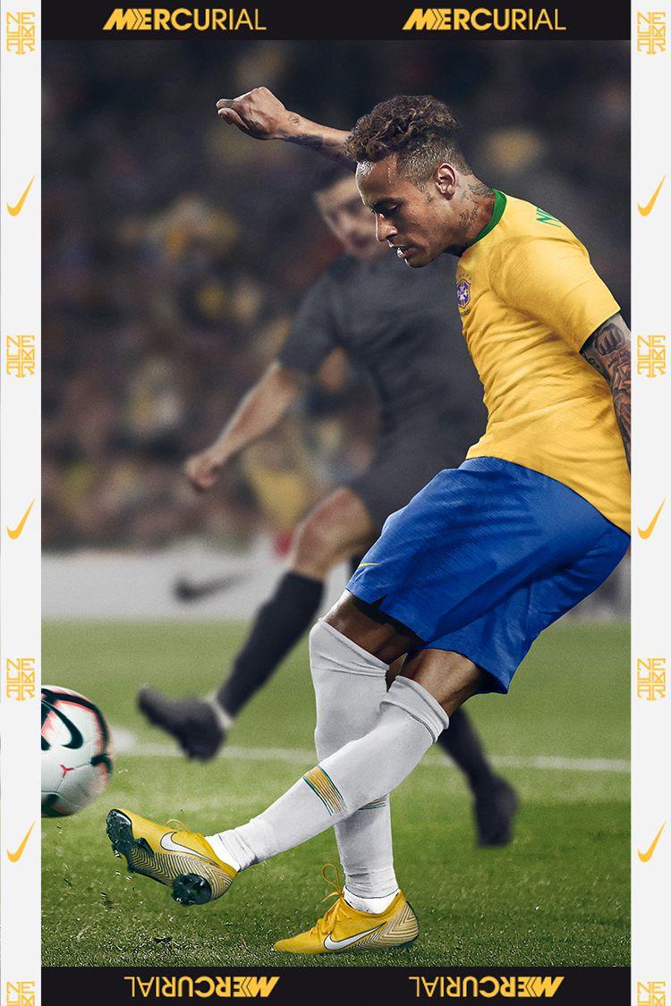 Neymar Jr. Meu Jogo Mercurial Vapor 360