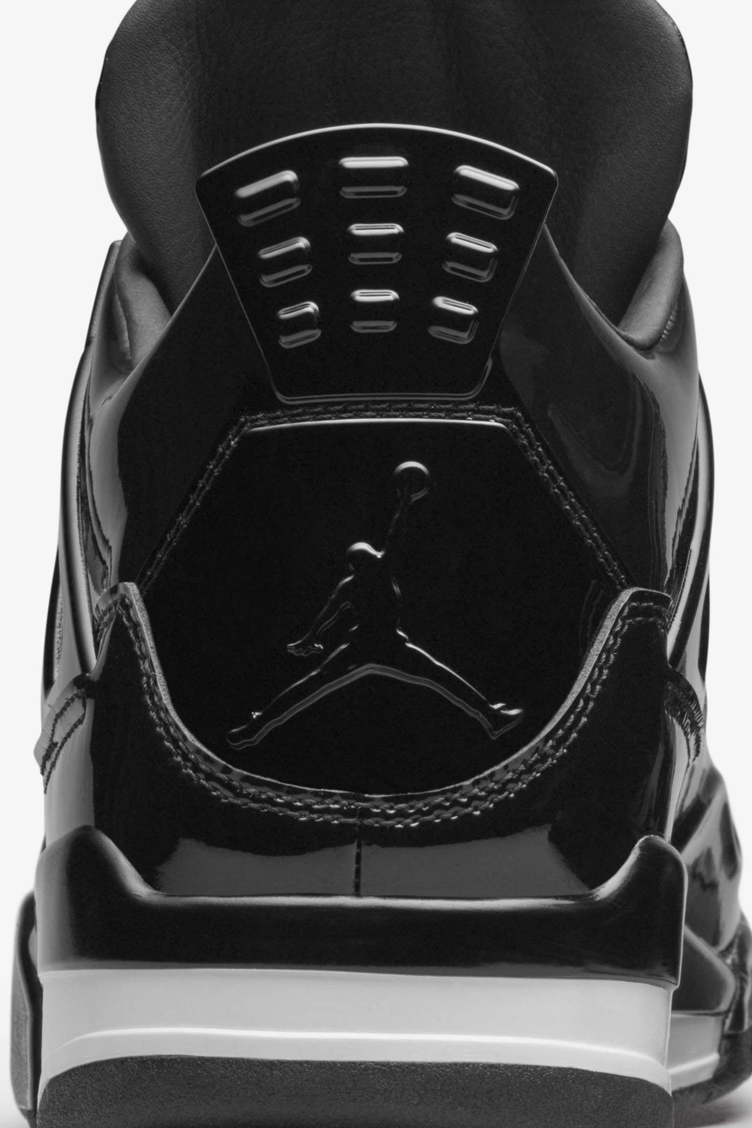 Air Jordan 11LAB4  Black Patent  Release Date. Nike+ SNKRS e63c0adbc1
